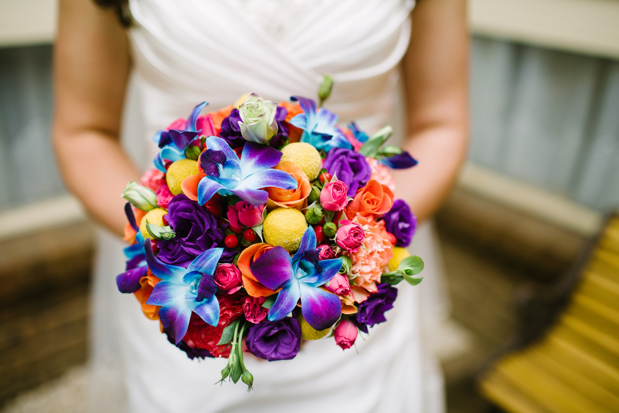 Wedding bouquets melbourne red earth flowers bright blue izmirmasajfo