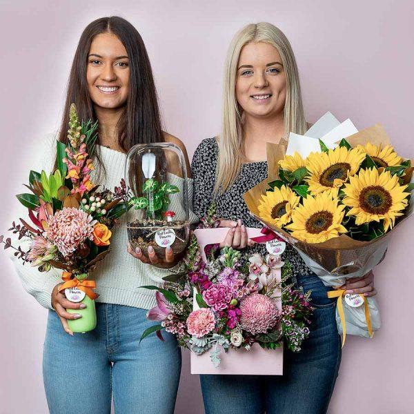 Red Earth Girls Choice from Kilsyth Florist, best flower shop