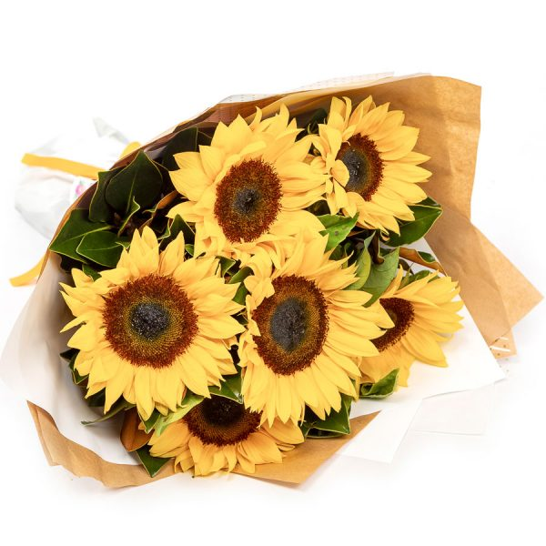 Sunflower Bouquet from Kilsyth Florist, best flower shop